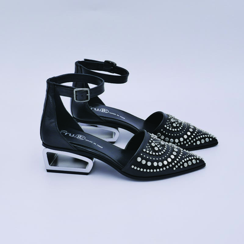 Babies-Fur.it-cuir-noir-talon-acier-fashion-mode-made-Italie