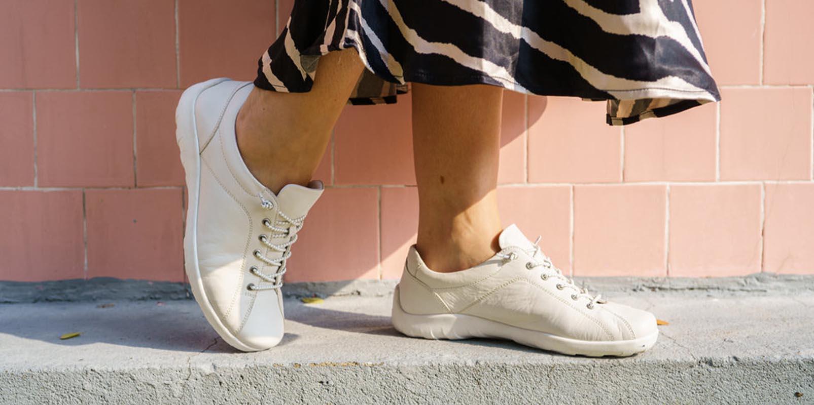 Basket-blanc-sport-confort-Remonte-Annecy