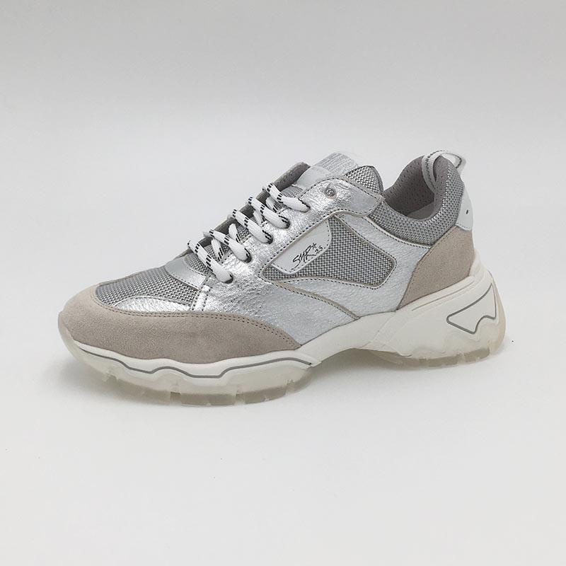 Cuir-Argent-beige-sneakers-SMR-Semerdjan