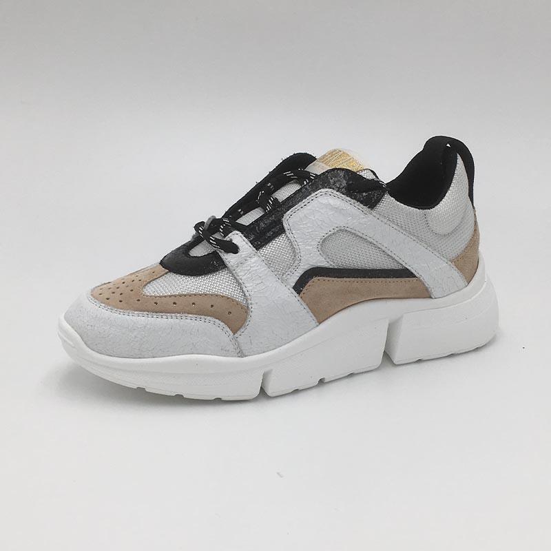 Sneakers-SMR-beige-argent-cuir-sport-city-Trendy