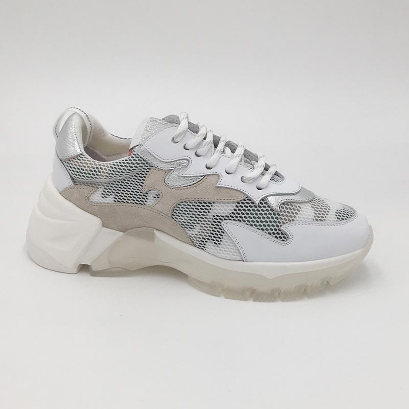 Sneakers-Camouflage-cuir-blanc-lacet-SMR-sport-city