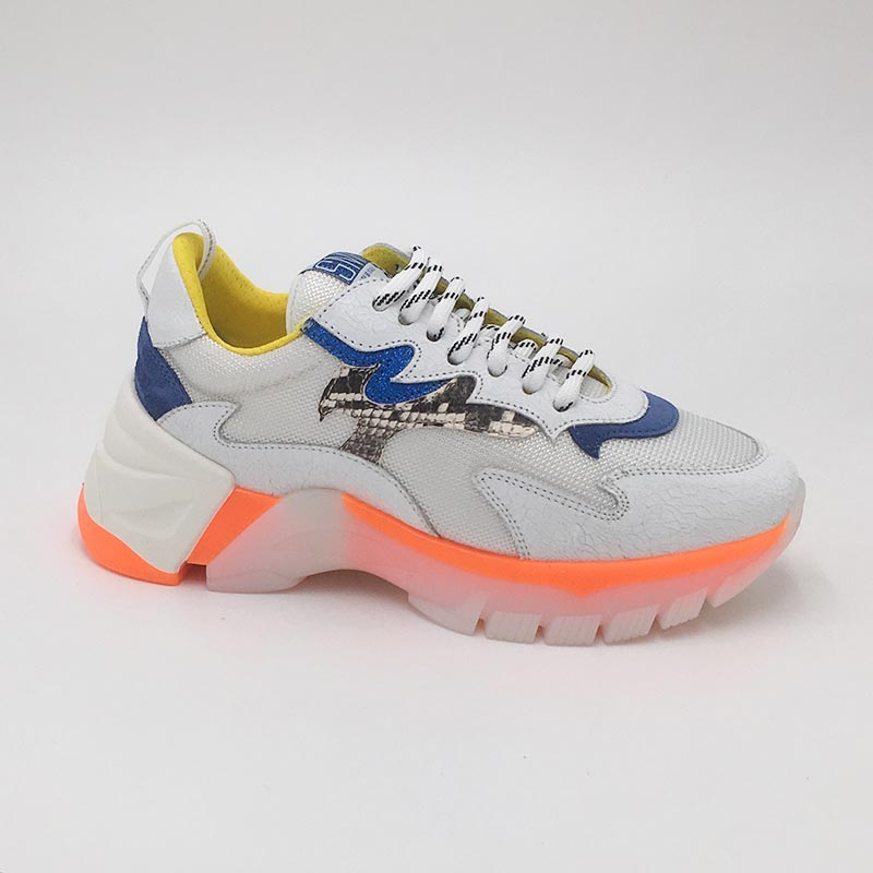 Cuir-sport-fluo-sneaker-XXL-SMR-Trendy-Annecy